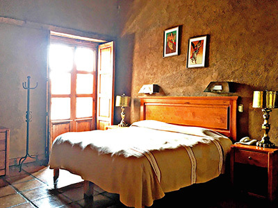 Hotel Refugio Del Angel