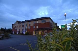 Hotel Holiday Inn Manchester West