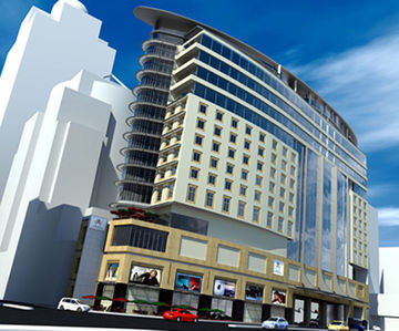 Davinci Hotel And Suites On Nelson Mandela Square