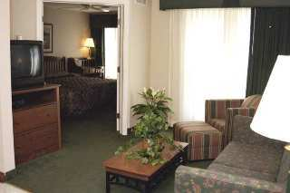 Hotel Homewood Suites Kansas City Airport