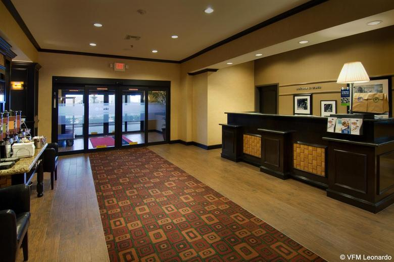 Hotel Hampton Inn & Suites Waco South