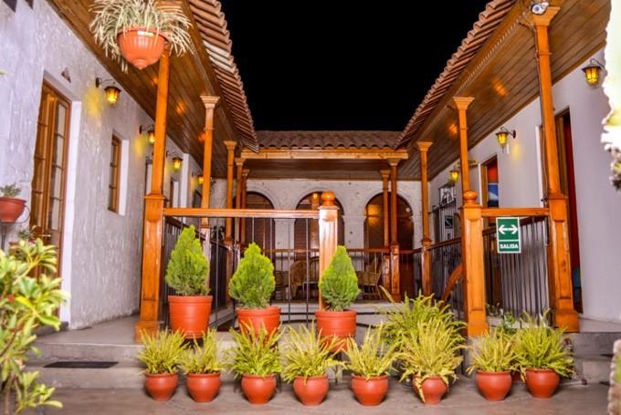 Le Foyer Hotel Arequipa : Hostal le foyer arequipa atrapalo pe