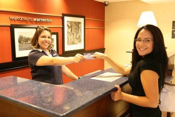 Hotel Hampton Inn Warrenton