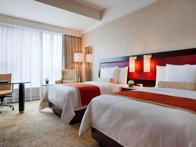 Hotel Courtyard Marriott Hangzhou Wulin