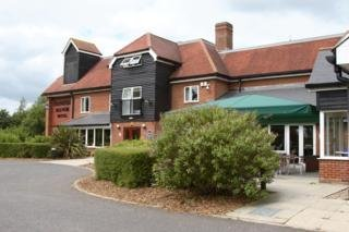 Hotel Best Western Stansted Manor (.)