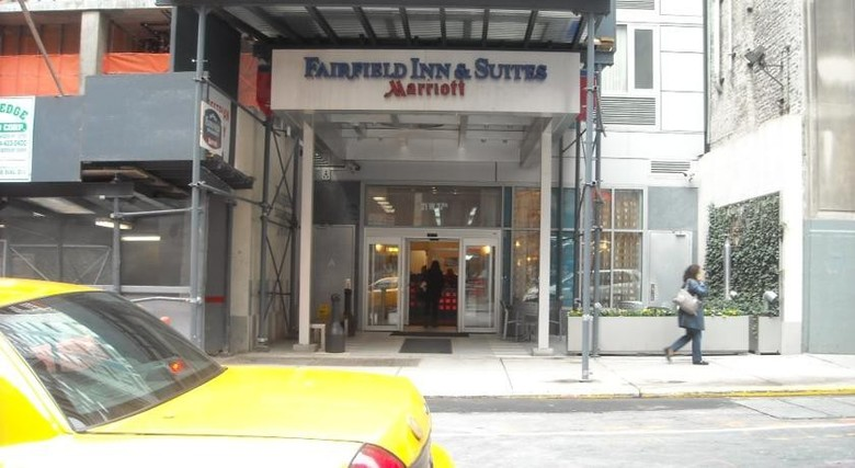 Hotel Fairfield Inn & Suites New York Manhattan/fifth Avenue