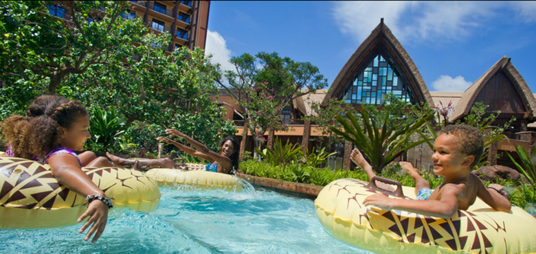 Aulani, A Disney Hotel & Resort