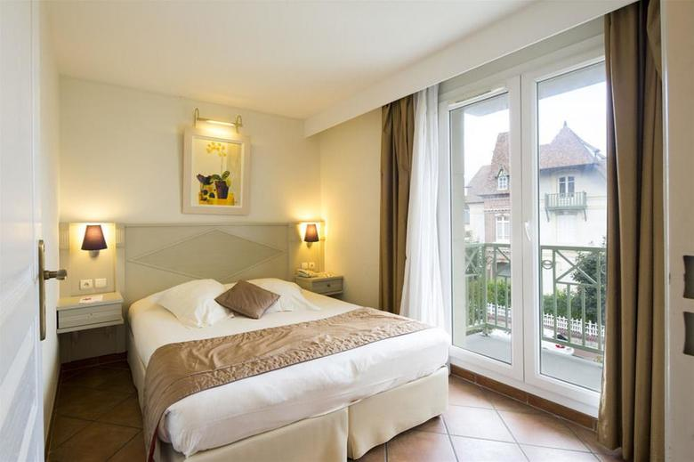 Hotel R�sidence La Closerie Deauville