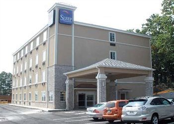Hotel Sleep Inn & Suites At Kennesaw State University