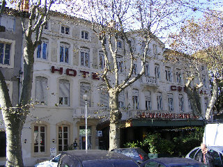 Hotel Central Carcassonne
