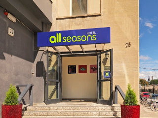 Hotel All Seasons Alexanderplatz