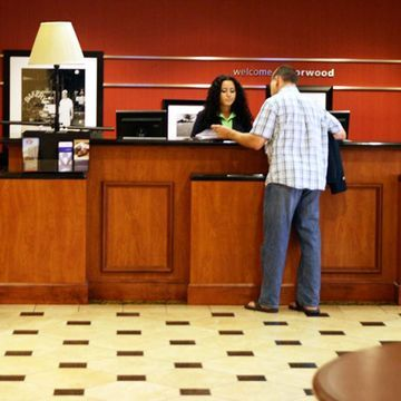 Hotel Hampton Inn Boston-norwood