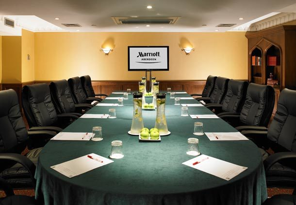 Hotel Marriott Aberdeen