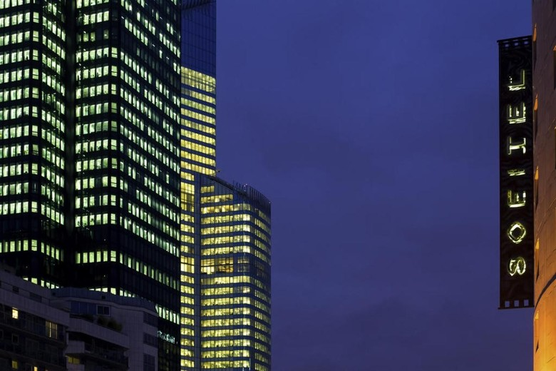 Hotel Sofitel Paris La Defense