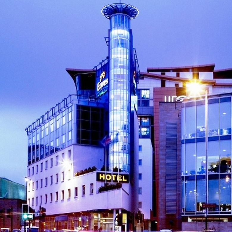 Hotel Express By Holiday Inn Glasgow Theatreland