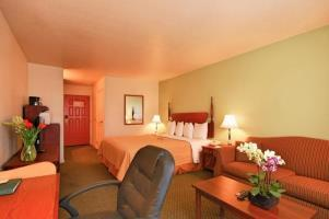 Hotel Quality Inn Sequoia