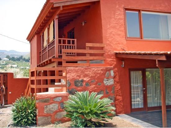 Hotel casa rural la higuera san mateo gran canaria - Casa rural la higuera ...