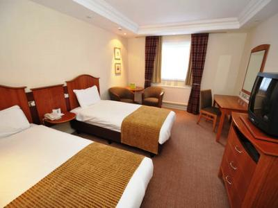Hotel Holiday Inn Manchester Airport