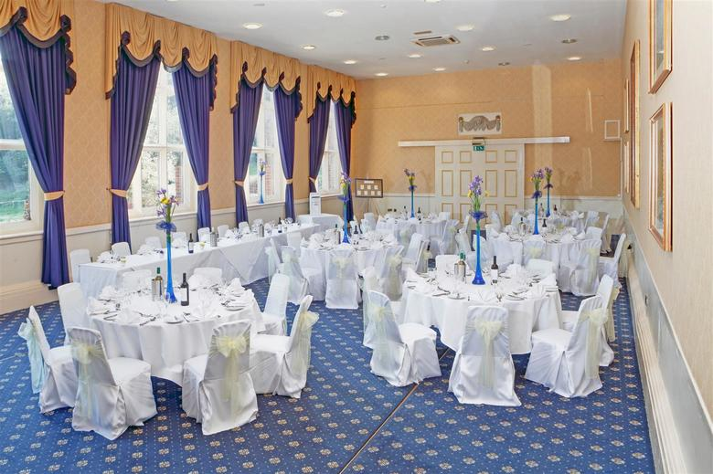 Hotel Best Western Bestwood Lodge