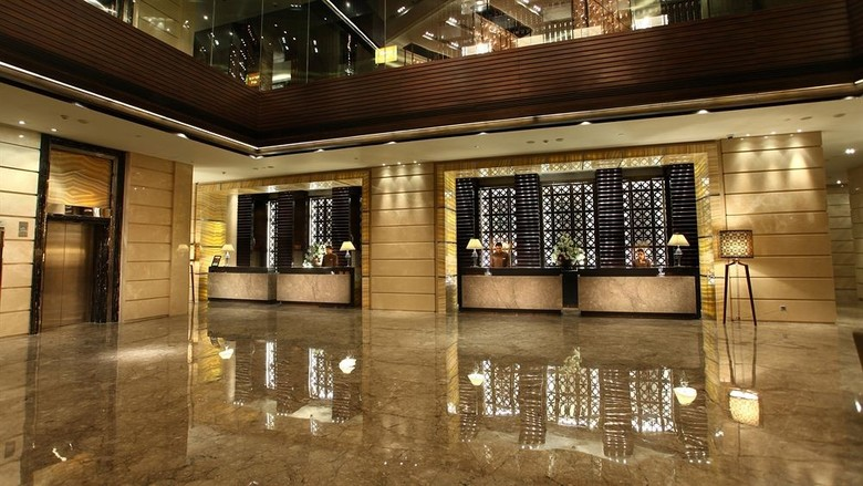 Hotel Crowne Plaza New Delhi Rohini