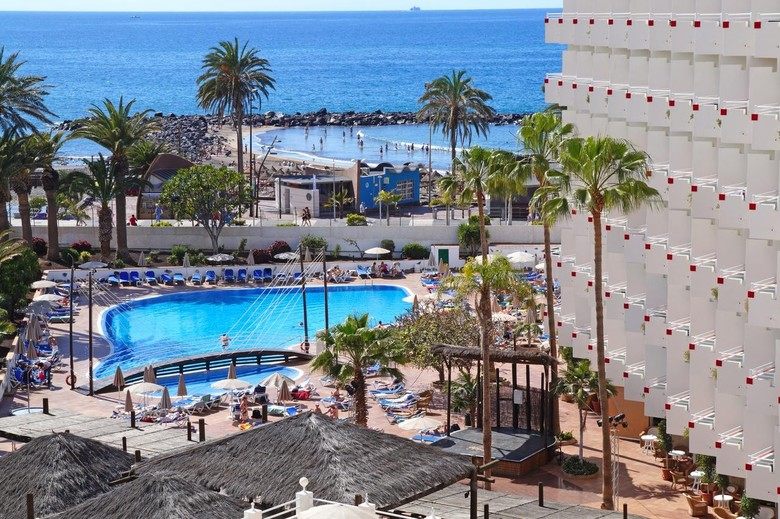 Hotel Troya Adeje Costa Adeje Tenerife Atrapalo Com