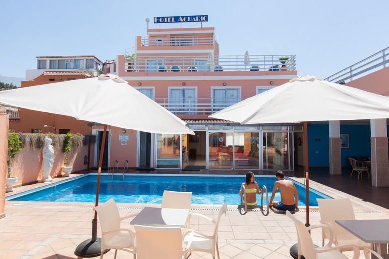 Hotel globales acuario puerto de la cruz tenerife - Alojamiento puerto de la cruz ...