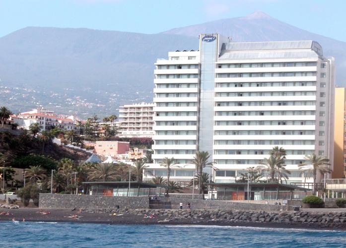 Hotel sol costa atlantis tenerife puerto de la cruz tenerife - Hotel atlantis puerto de la cruz ...