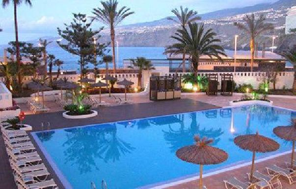 Hotel sol costa atlantis tenerife puerto de la cruz - Hotel sol puerto de la cruz ...