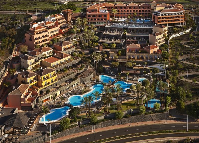 Hotel meli jardines del teide adeje costa adeje for Melia jardines tenerife