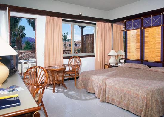 Hotel sol parque san antonio puerto de la cruz tenerife - Hotel sol puerto de la cruz ...