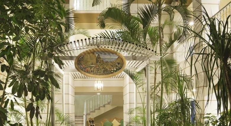 Hotel jardines de nivaria adeje costa adeje tenerife for Hotel jardines de nivaria