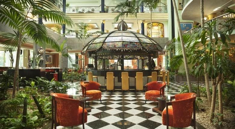 Hotel jardines de nivaria adeje costa adeje tenerife for Jardine de nivaria