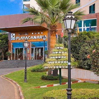 Hotel Playacanaria Spa