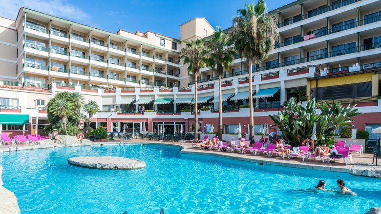 Hotel blue sea costa jardin spa puerto de la cruz tenerife - Hotel blue sea puerto resort tenerife ...