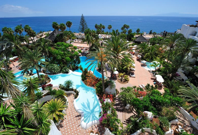 Hotel Jard�n Tropical Golf & Spa