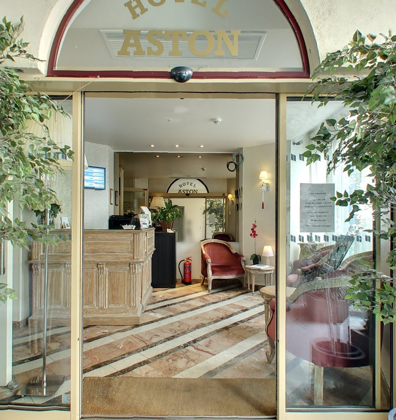Hotel aston paris paris ile de france for Hotel aston barcelona calle paris
