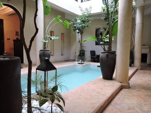 Apartamentos riad 39 o marrakech for 9hab sala sidi moussa
