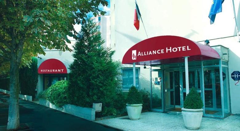Hotel alliance paris porte de saint ouen paris paris ile de france - Hotel paris porte de saint ouen ...