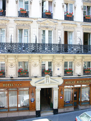 Hotel Meslay Republique