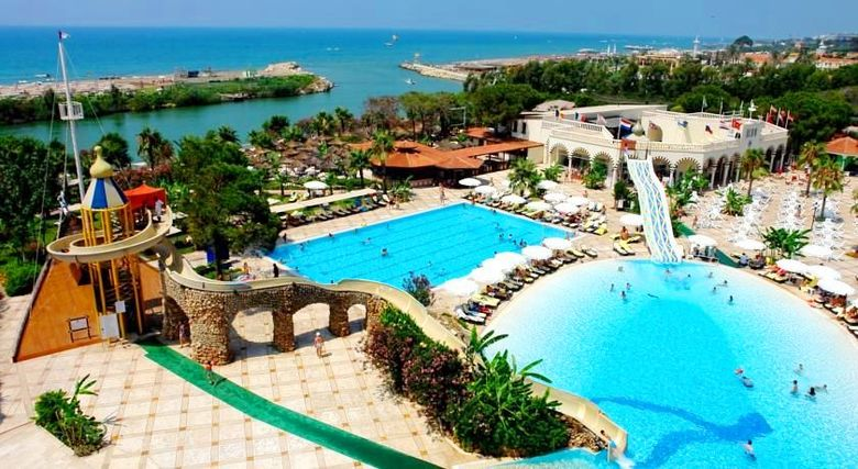 Hotel Letoonia Golf Resort