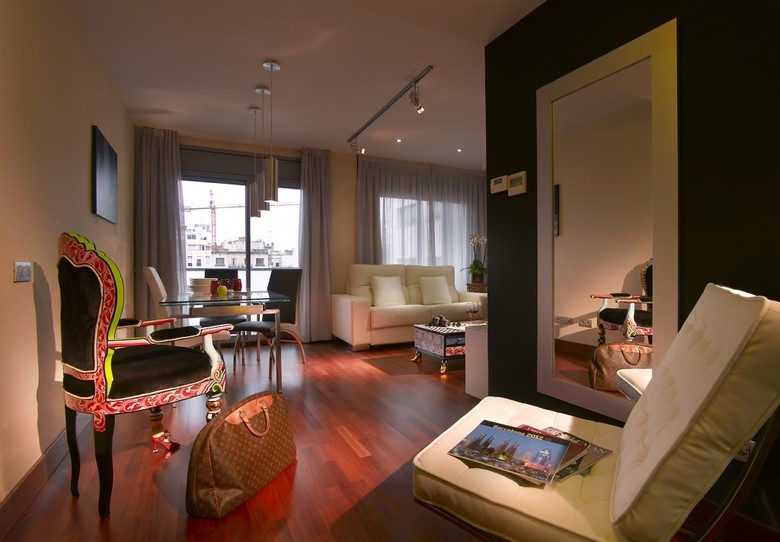 Aparthotel Castro Exclusive Residences Spa Sagrada Familia