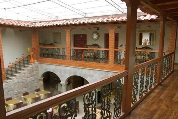 Resultado de imagem para Cusco San Francisco Plaza Hotel