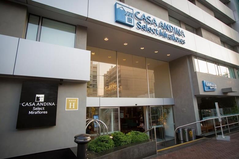 hotel casa andina select miraflores lima