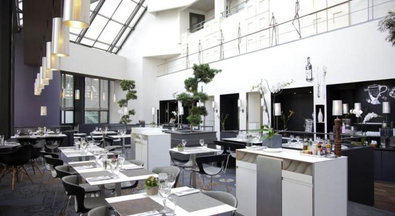Hotel Novotel Paris Les Halles Paris Francia