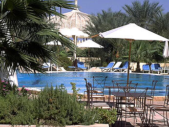 Hotel Palm Beach Palace Touzeur