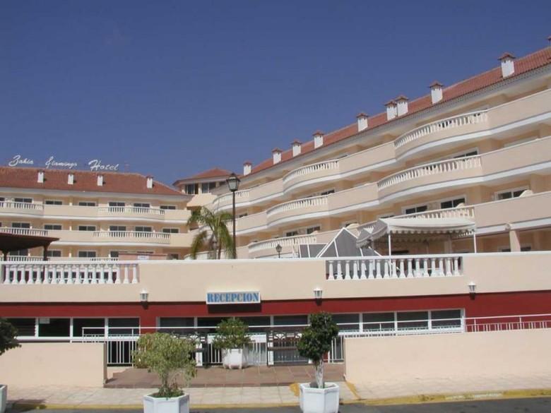 Hotel bahia flamingo puerto de santiago tenerife - Puerto santiago tenerife mapa ...