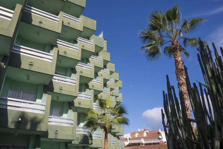 hotel xibana park tenerife: