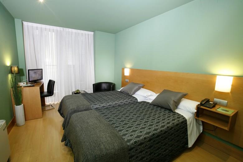 Hotel Bilbao Jardines Bilbao Vizcaya