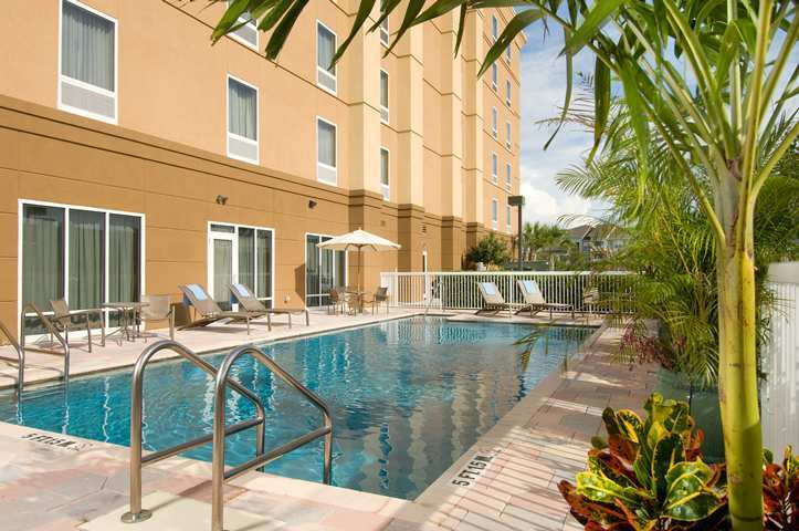 Hotel Hampton Inn & Suites Lakeland-south Polk Park
