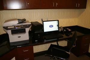 Hotel Hampton Inn Richmond - Airport
